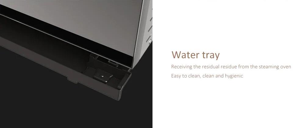 Máquina de Cocción a Vapor Xiaomi VIOMI - Diseño y Construcción