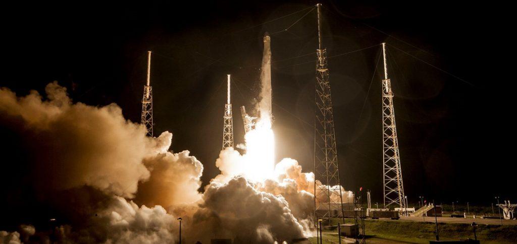 Beidou - lanzamiento espacial