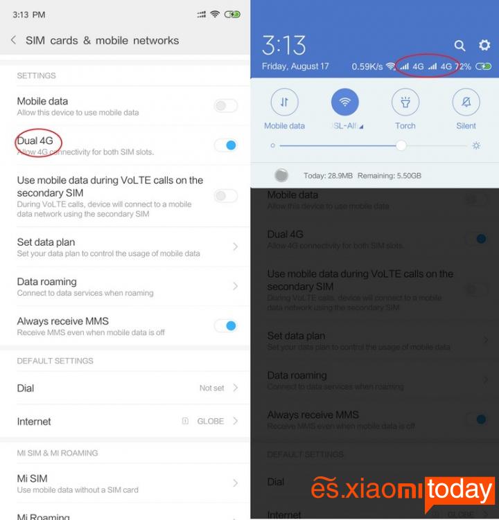 Xiaomi Mi 8 Explorer Edition Análisis - Conectividad