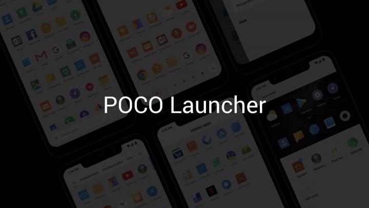 Launcher Pocophone F1