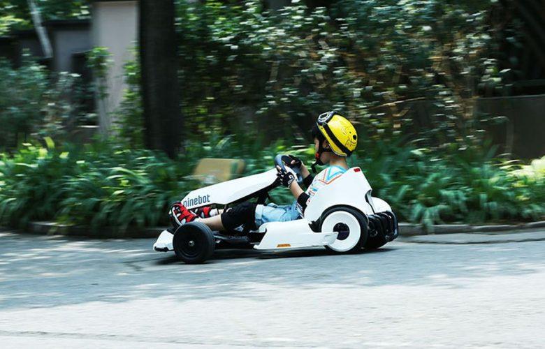 Segway ninebot go kart kit