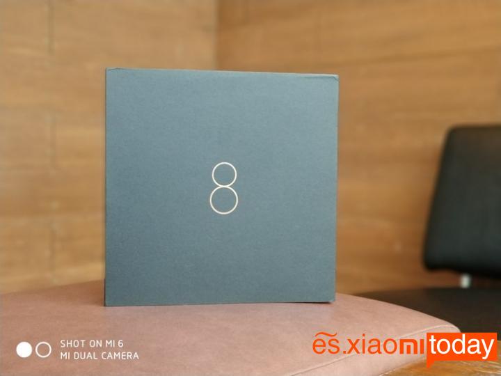 Xiaomi Mi 8 Explorer Edition Análisis - Especificaciones