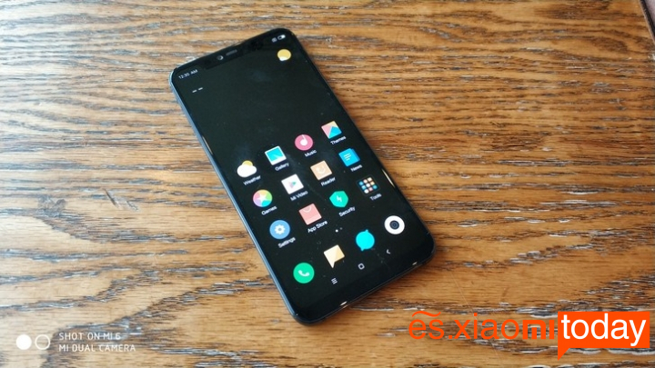 Xiaomi Mi 8 Explorer Edition Análisis - Pantalla