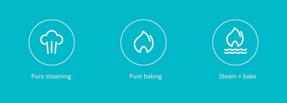 Máquina de Cocción a Vapor Xiaomi VIOMI - Características y Especificaciones