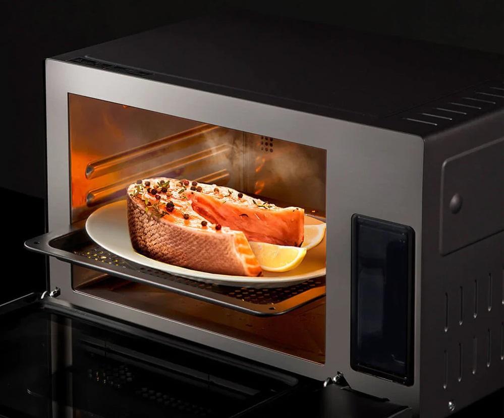 Máquina de Cocción a Vapor Xiaomi VIOMI - Recetas