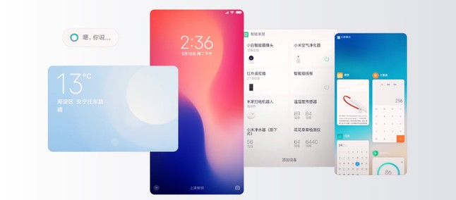 The first stable version of MIUI 10 will be available for the Mi 6
