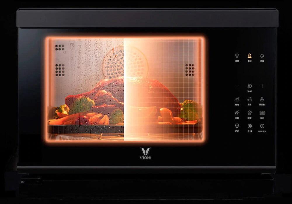 Máquina de Cocción a Vapor Xiaomi VIOMI - Vapor Puro