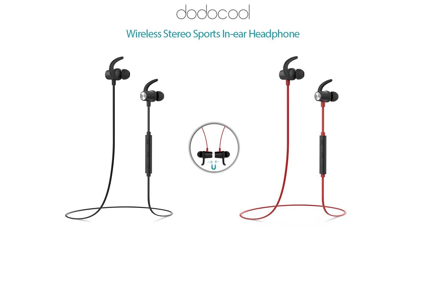 Auriculares Dodocool DA109R-1 Diseño