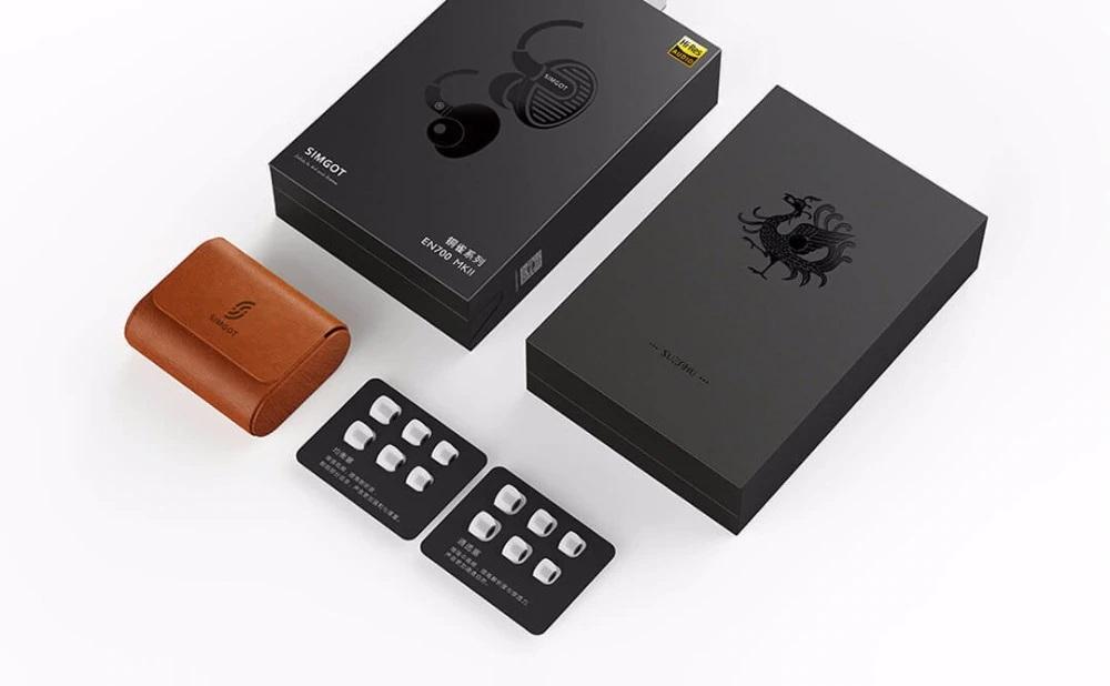 Auriculares Xiaomi Simgot Caja
