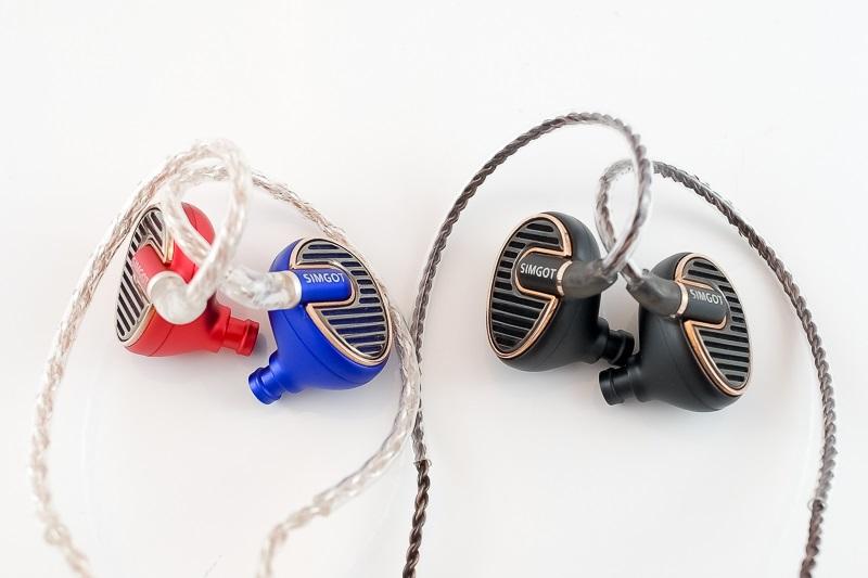 Auriculares Xiaomi Simgot diseño