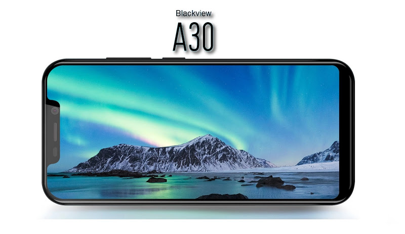 Blackview A30 el gemelo de gama de entrada del iPhone X