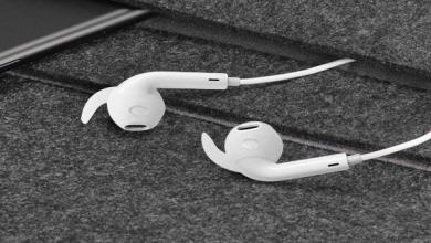 Ganchos para EarPods y AirPods Dodocool