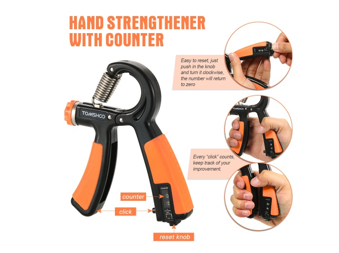 TOMSHOO Y5182 Hand Grip - Amazon deal