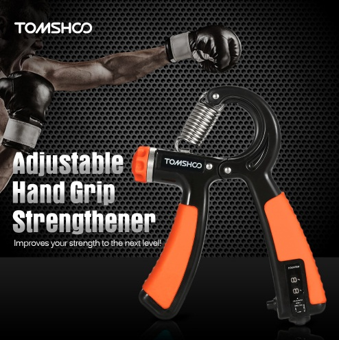 TOMSHOO Y5182 Hand Grip - Oferta Amazon