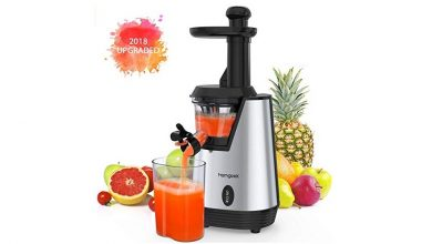 Homgeek Electric Juice Extractor