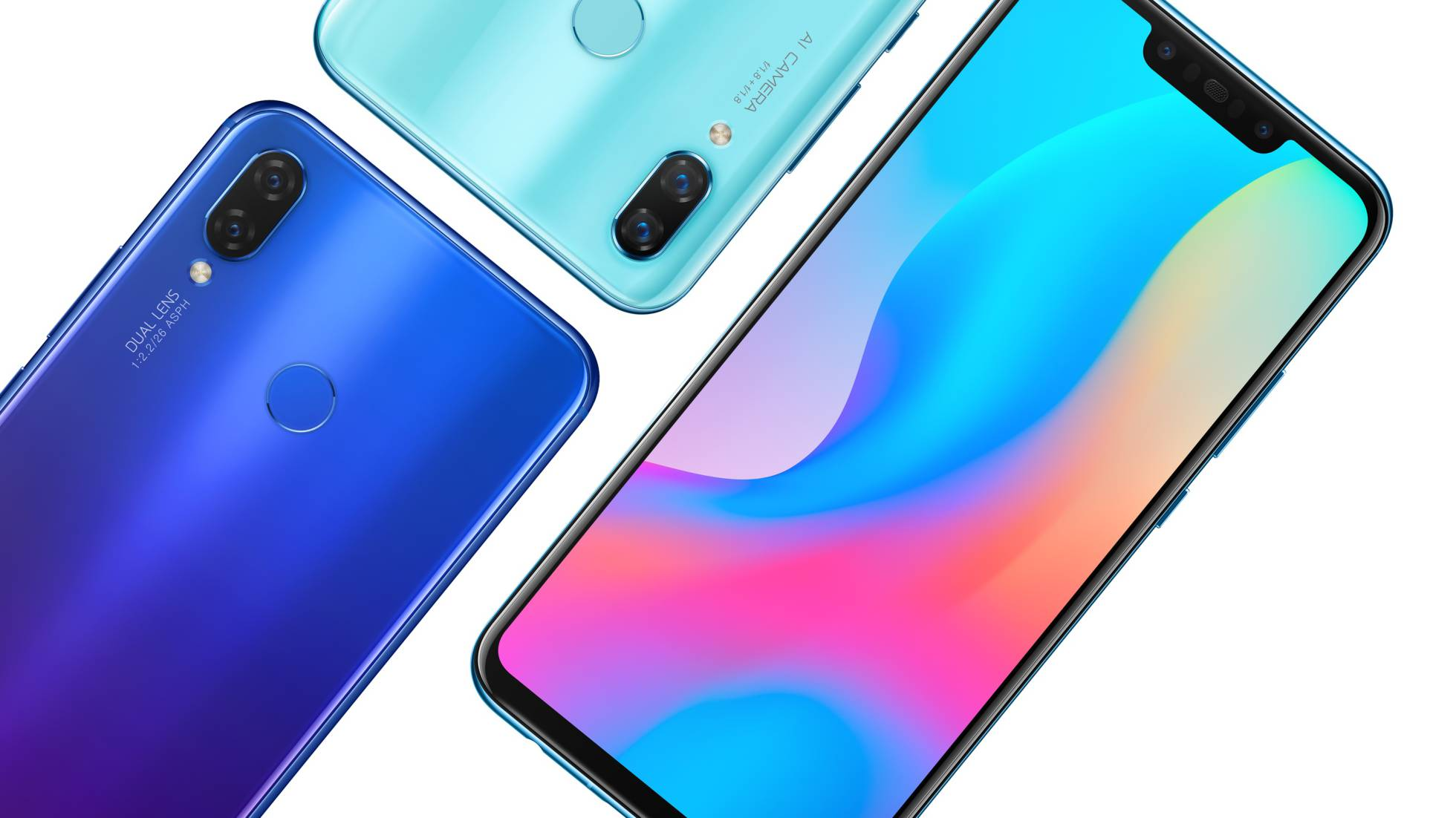 Huawei nova 3 Teléfono