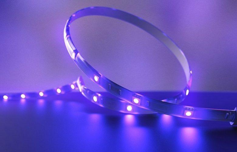 Koogeek 6.6ft 60 LED Strip destacada