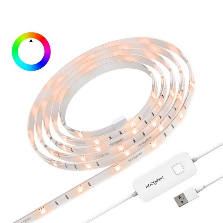 Koogeek 6.6ft 60 LED Strip