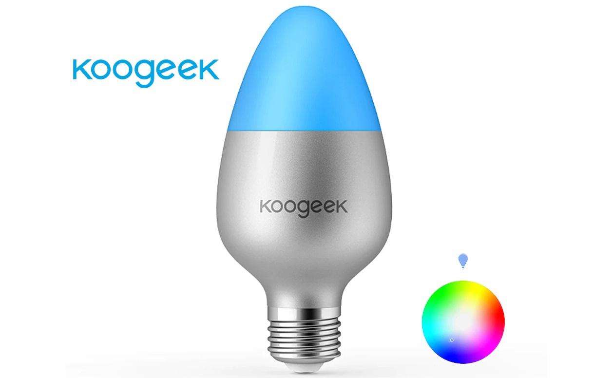 Bombilla Inteligente Koogeek E27