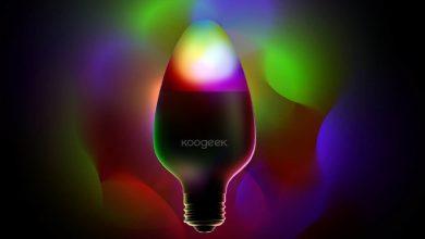 Koogeek Bombilla Inteligente E27