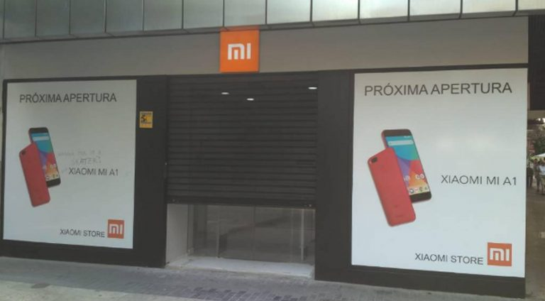 Information about the new Xiaomi Mi Store