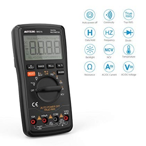 Meterk Digital Multimeter - Oferta Amazon