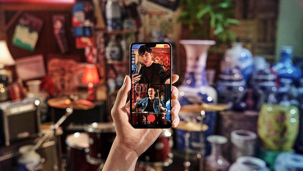 Nokia X6 cámara doble visión