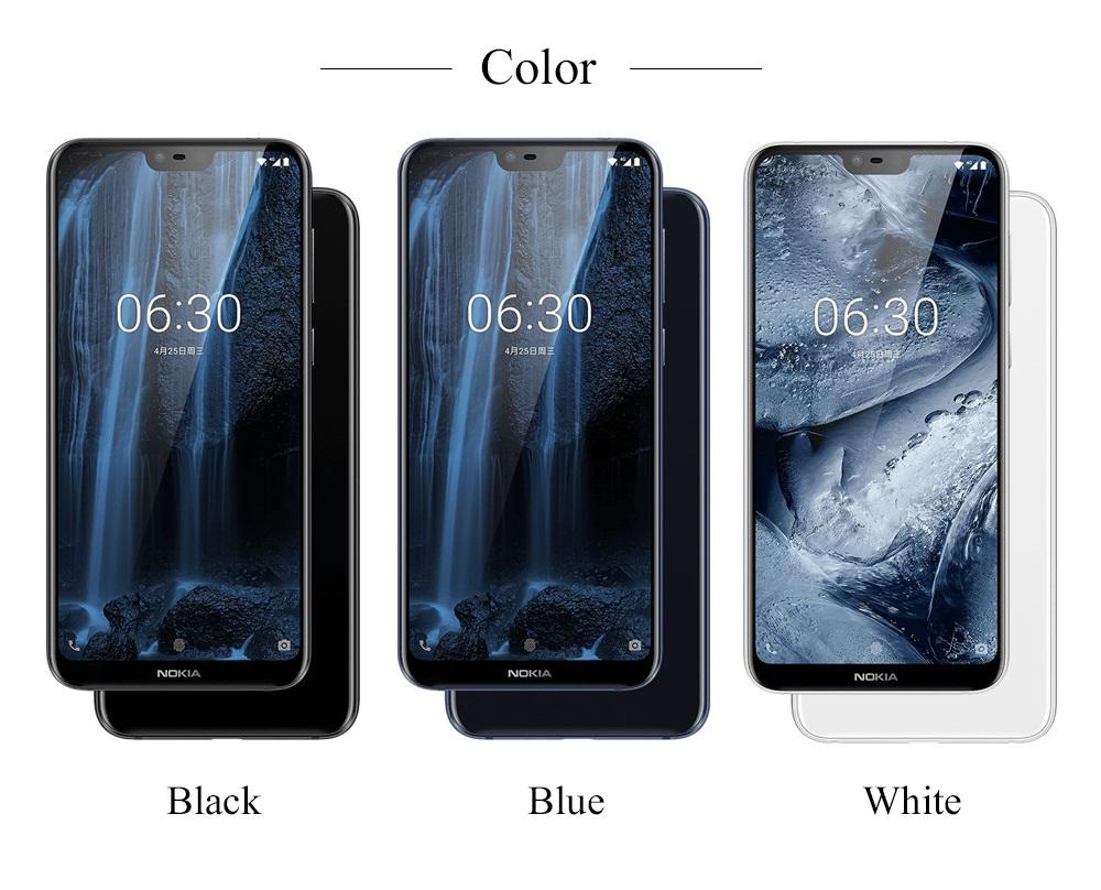 Nokia X6 color