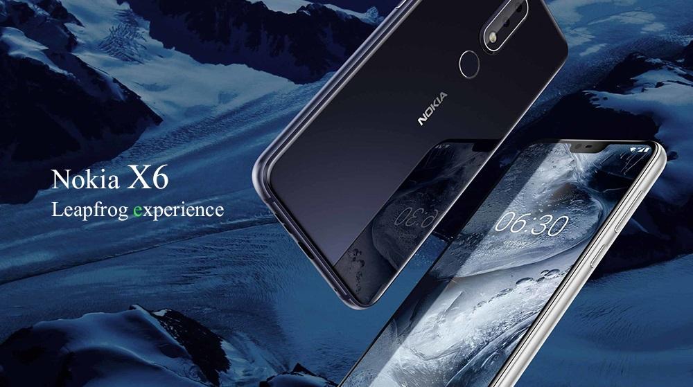 Nokia X6 introducción