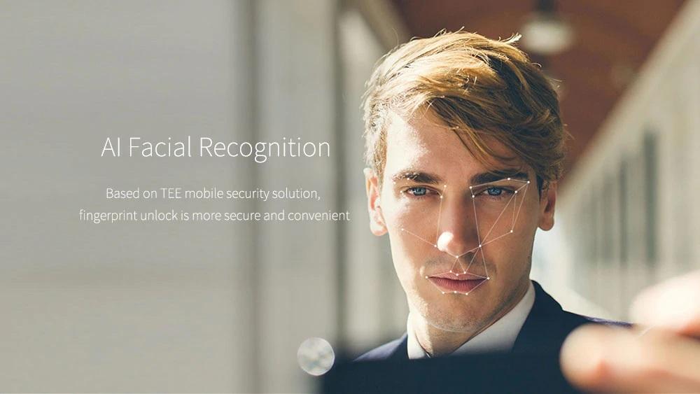 Nokia X6 reconocimiento facial