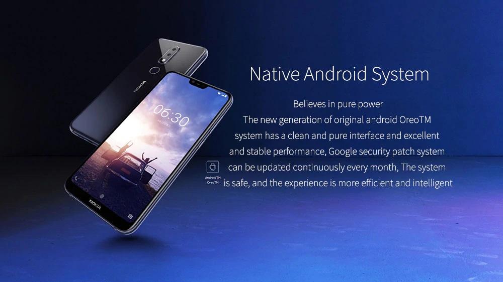 Nokia X6 sistema operativo