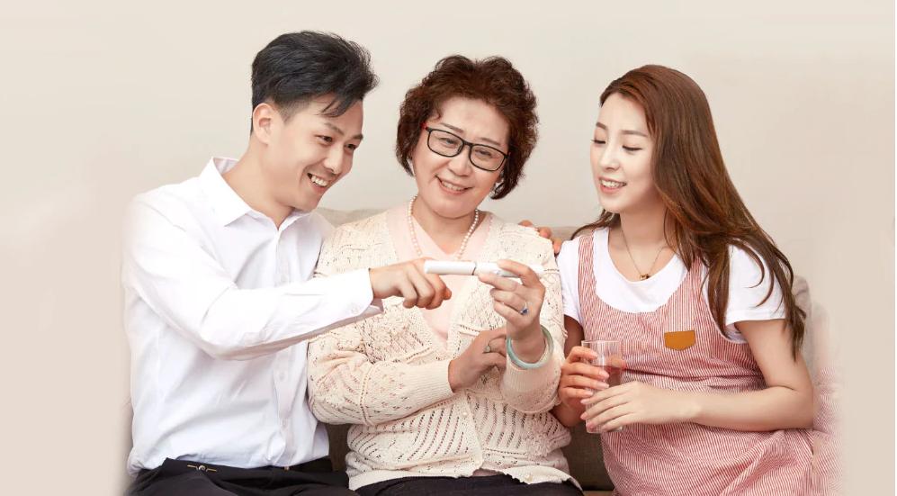 Xiaomi HipeeSmart health test stick. Análisis inteligente y recomedaciones