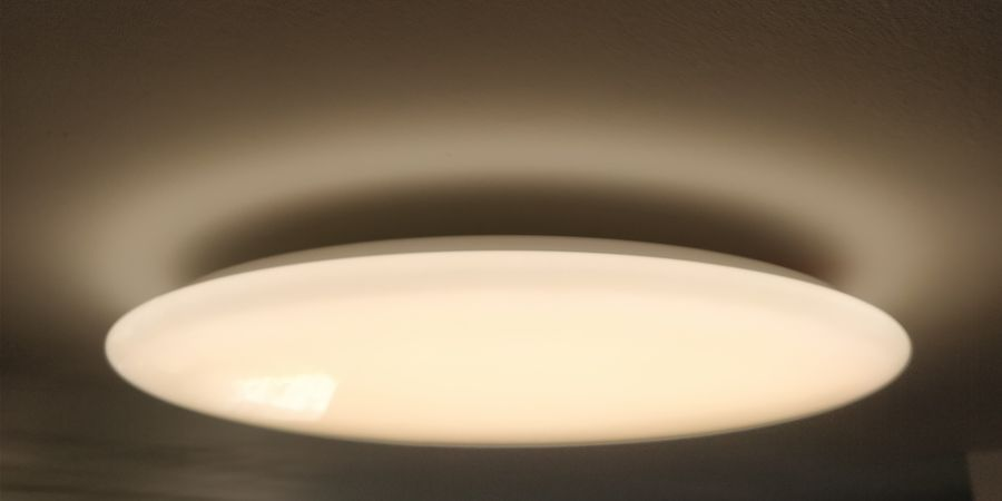 Xiaomi Yeelight Star Sky Lamp: Modo de luz de luna