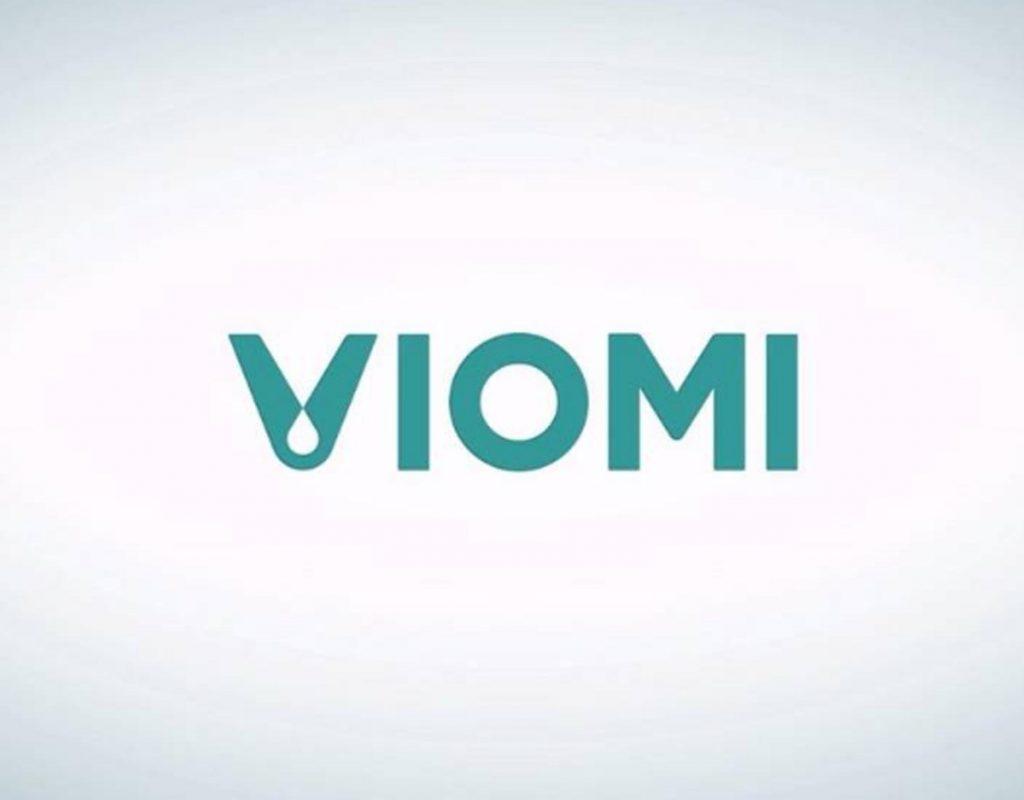 Viomi A1 - Logo de Viomi