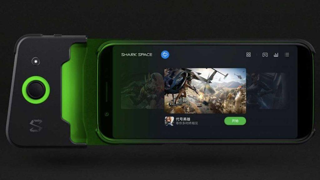Gamepad con JoyStick para el Xiaomi Black Shark