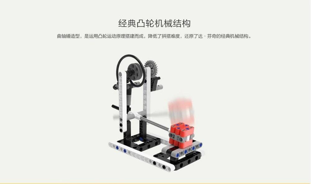 Xiaomi Bunny Ala mecánica Atribuciones
