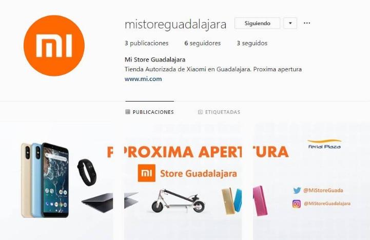 Xiaomi España - Apertura de nuevas tiendas