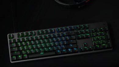 Xiaomi Gaming Keyboard 104-Key RGB Diseño