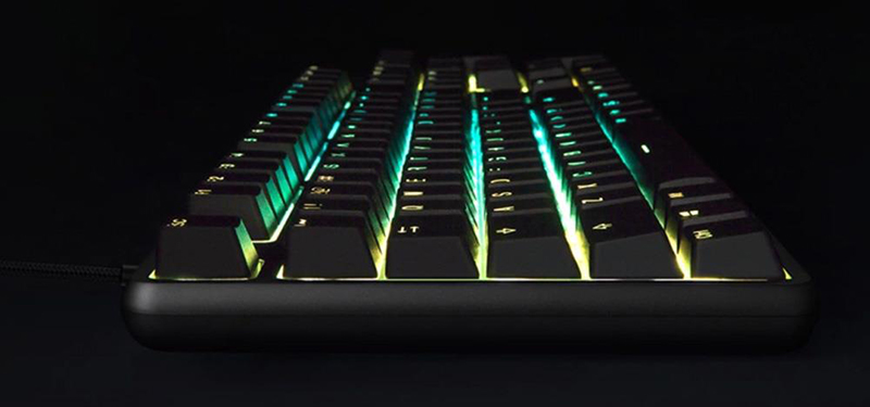Xiaomi Gaming Keyboard 104-Key RGB Luces