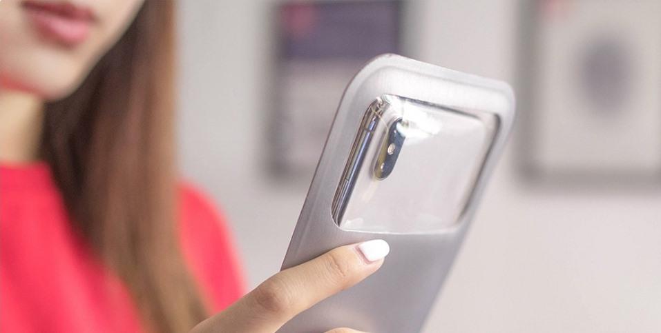 Xiaomi Guildford Waterproof Bag Parte trasera