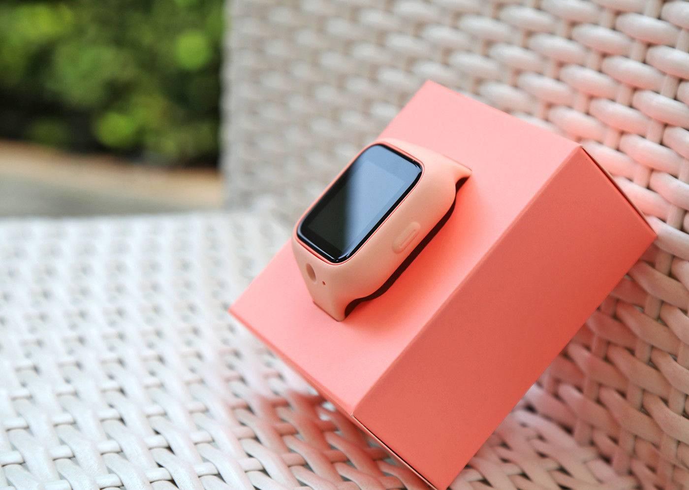 Xiaomi MITU Mi Bunny Watch 3 caja 1