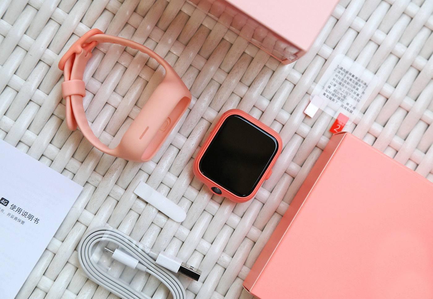 Xiaomi MITU Mi Bunny Watch 3 caja