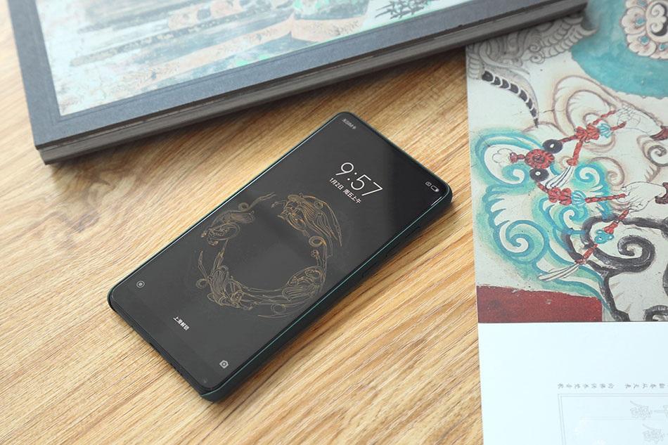 Xiaomi Mi MIX 2S Emerald Jade Característica