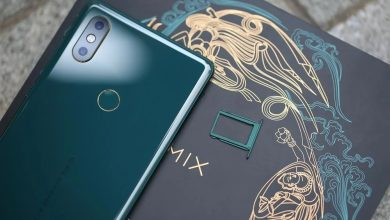Xiaomi Mi MIX 2S Emerald Jade destacada