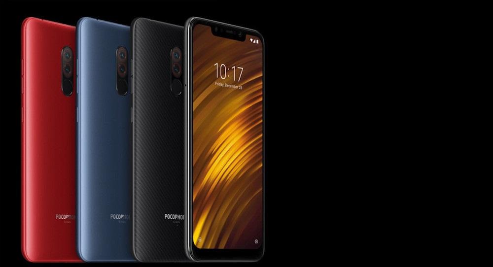 Xiaomi POCO F1colores