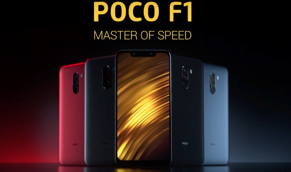 Xiaomi POCO F1introducción