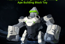 Xiaomi Youpin Folding Changeable Programming Ape Toy