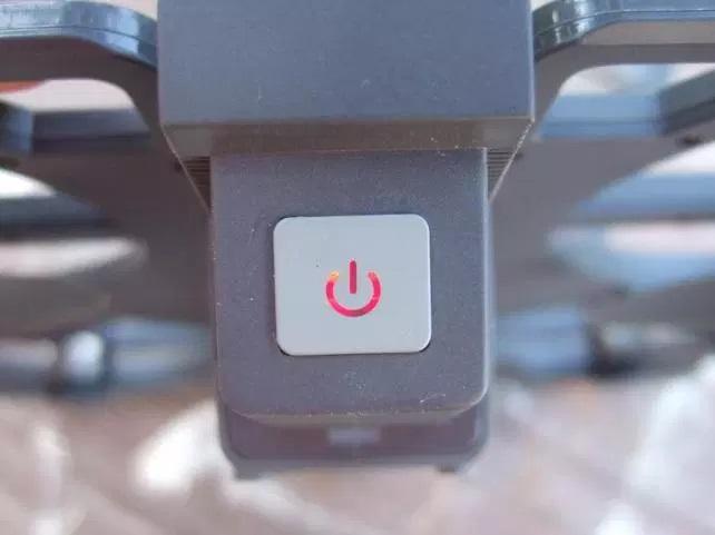 Xiaomi Youpin Idol Drone botón de encendido