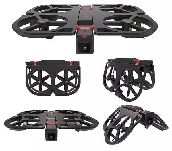 Xiaomi Youpin Idol Drone plegable