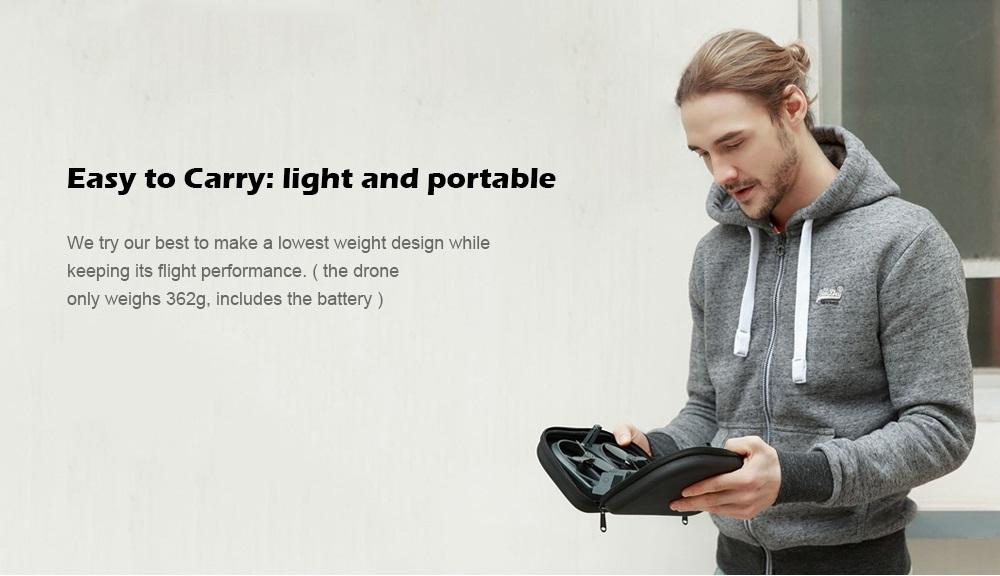 Xiaomi Youpin Idol Drone portabilidad